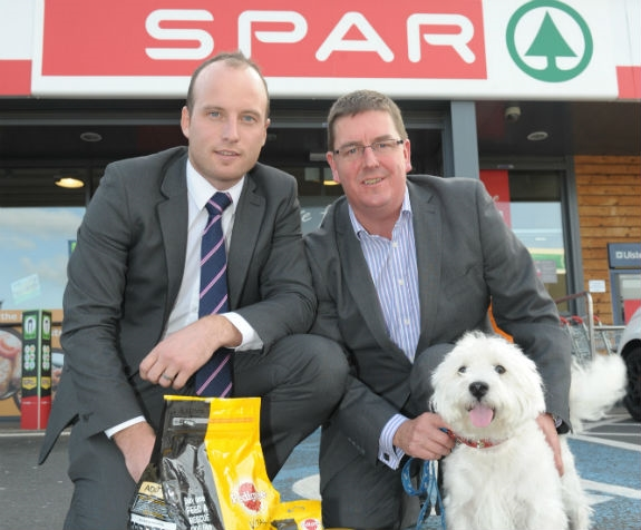 Abandoned Dogs set to Benefit from Spar Support