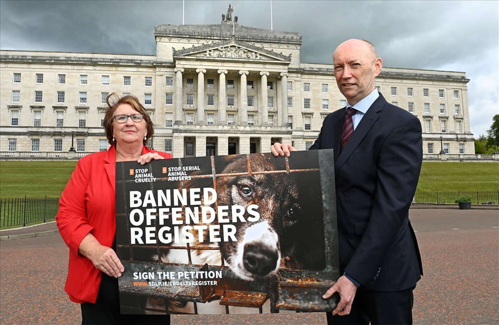 Banned Offenders Register Petition Launch